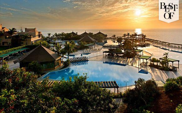 Hôtel O club la palma princess 4* - Santa Cruz de Tenerife - vente-privee - hotel - promo - vente-flash