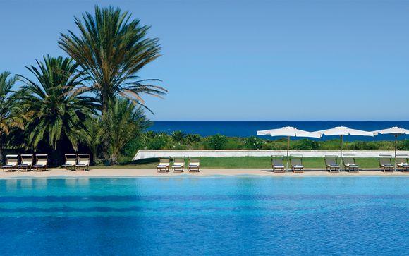 Votre extension au Grand Hotel Masseria Santa Lucia 4*