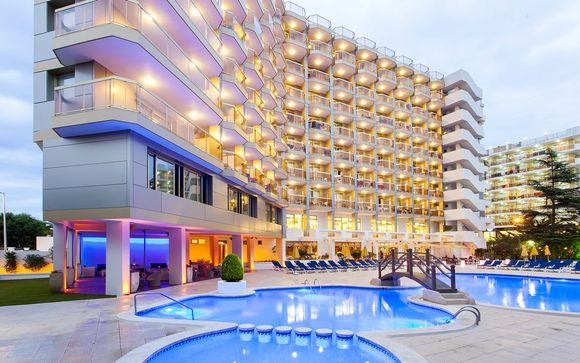 Espagne Blanes - Hôtel Beverly Park & Spa 4* à partir de 109,00 € (109.00 EUR€)