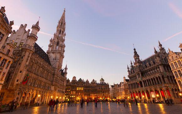Belgique Bruxelles - Hôtel Four Points by Sheraton Brussels 4* à partir de 50,00 €