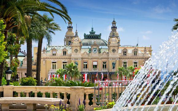 Monte-Carlo Bay Hotel & Resort 4* - Monte Carlo - Jusqu'à