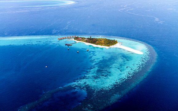 Hôtel VOI Maayafushi 4*