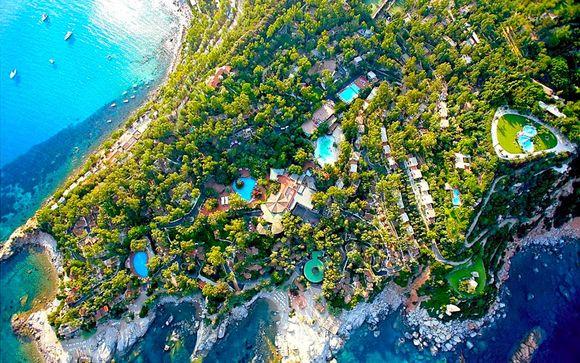 Italie Arbatax - Arbatax Park Resort Telis 4* à partir de 559,00 € (559.00 EUR€)
