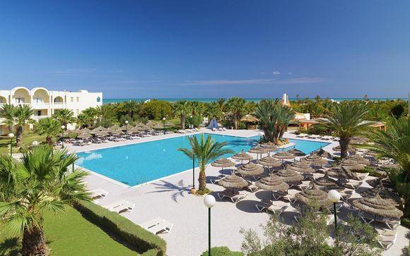 Tunisie Djerba - Hôtel Iberostar Mehari Djerba 4* à partir de 299,00 €