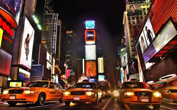 Rendez-vous à New York