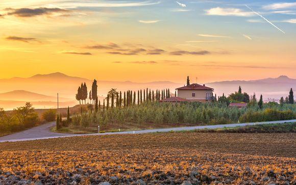 Rendez-vous... à en Toscane