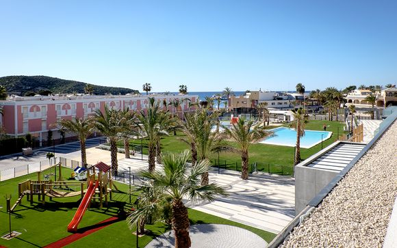 Espagne Alicante - Kappa Club Dos Playas 4* à partir de 543,00 €
