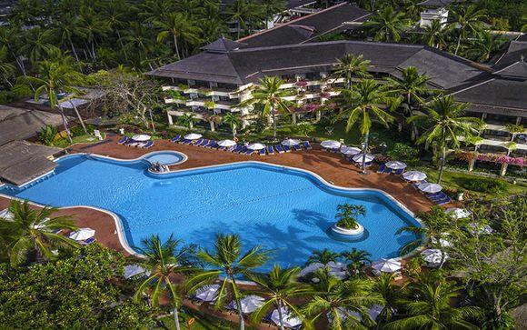 Votre extension à l'hôtel Prama Sanur 4*