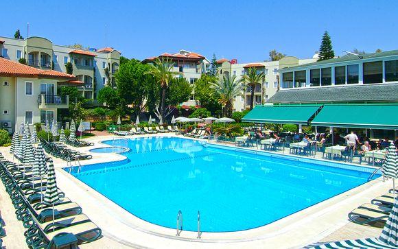 Hôtel Gardenia Beach 4*