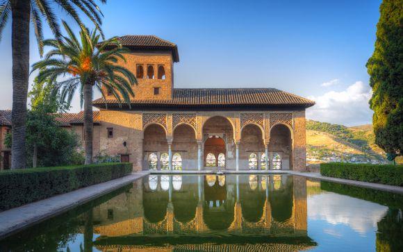 Combiné Hôtels Abba Granada 4* et Atalaya Park Golf 4*