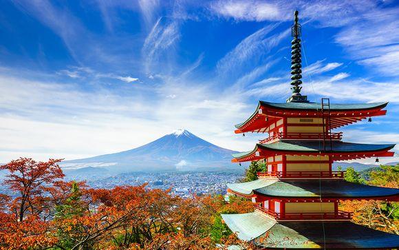Autotour Grande Traversée du Japon en 9, 10 ou 11 nuits