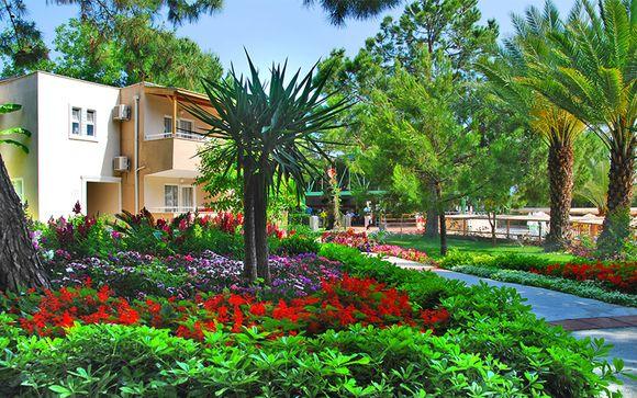 Poussez les portes du Club Sidelya Hotel 4*