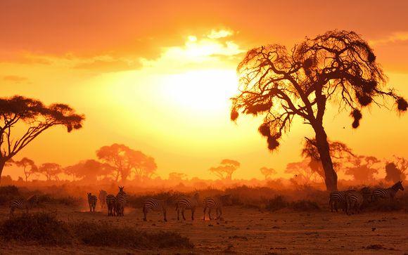 Zoom sur votre programme Splendeur du Kenya - 7 jours/6 nuits