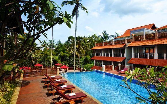 Combiné 4* Best Western Agung Resort et Camakila Legian