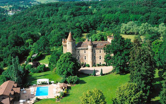 Château de Codignat 5*