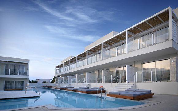 Poussez les portes de votre Insula Alba Resort & Spa 5*