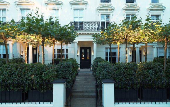 Royaume-Uni Londres - La Suite West - Hyde Park 4* à partir de 80,00 € (80.00 EUR€)