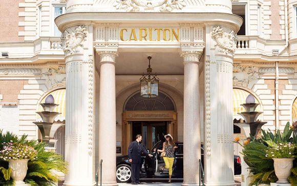 France Cannes - Hôtel Intercontinental Carlton Cannes 5* à partir de 99,00 € (99.00 EUR€)