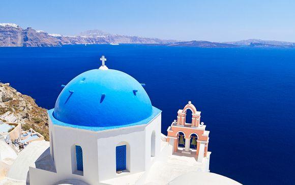 Grèce Santorini Thira - Combiné Cyclades à partir de 899,00 €