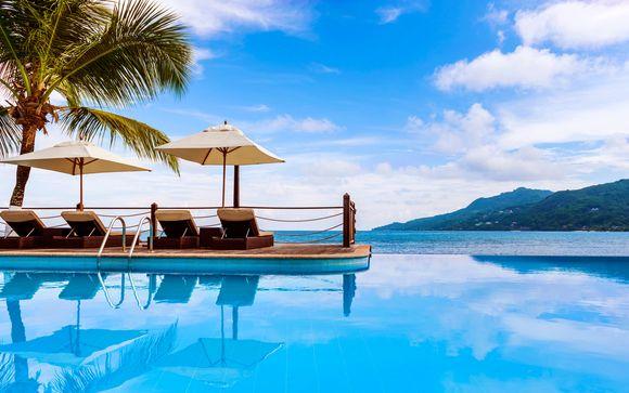 Rêveries dans un coin de paradis face à l'océan