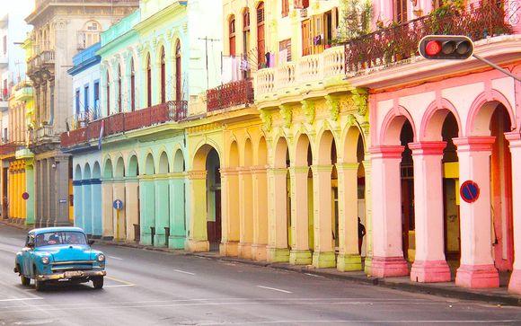 Des couleurs de la capitale au turquoise de la mer