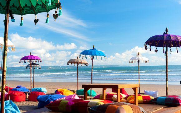 Hôtel The Club Villas Bali 4* et séjour possible à Dubai