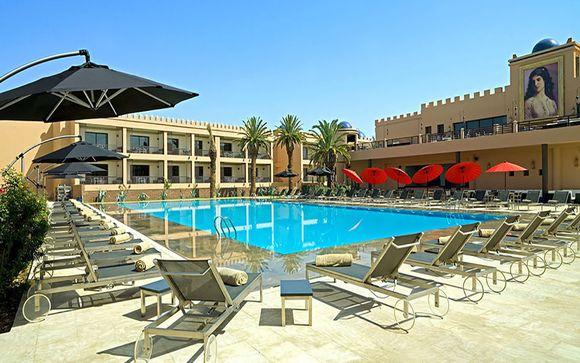 Poussez les portes de l'Adam Park Marrakech Hotel & Spa 5*