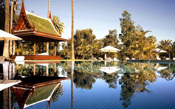 Hôtel Botanico & Oriental Spa Garden 5*