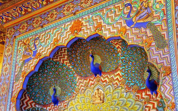 Kaléidoscope de couleurs et de légendes
