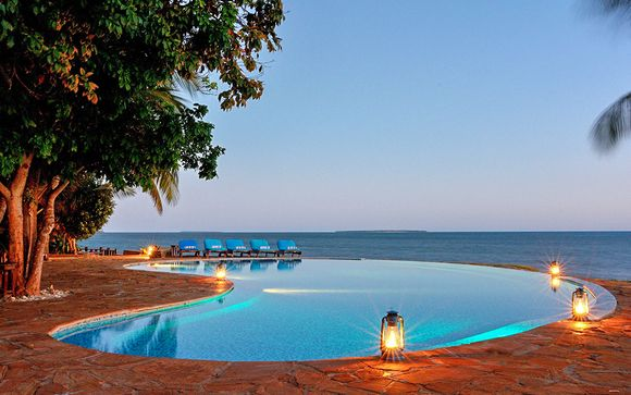 Hôtel Fumba Beach Lodge 4*