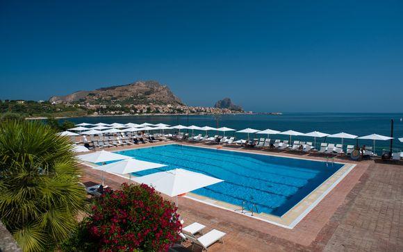 Hôtel Domina Zagarella Sicily 4*