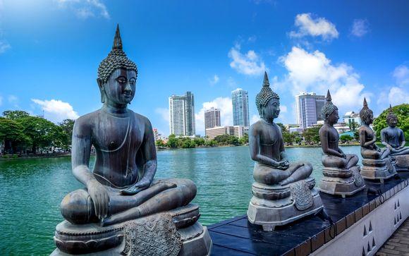 Rendez-vous... du Sri Lanka jusqu'aux Maldives