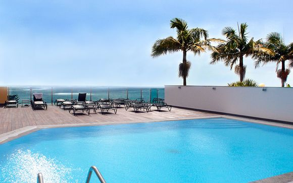 Hôtel The Lince Madeira Lido Atlantic 4*