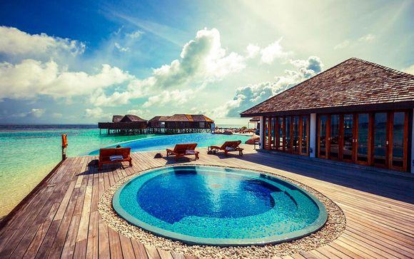 Votre villa sur l'eau en tout inclus