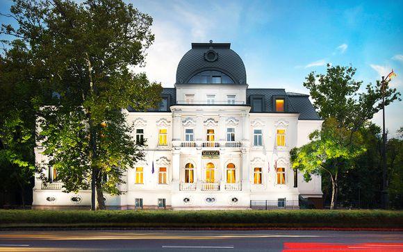 Hongrie Budapest - Mirage Medic Hotel 4* à partir de 35,00 ?