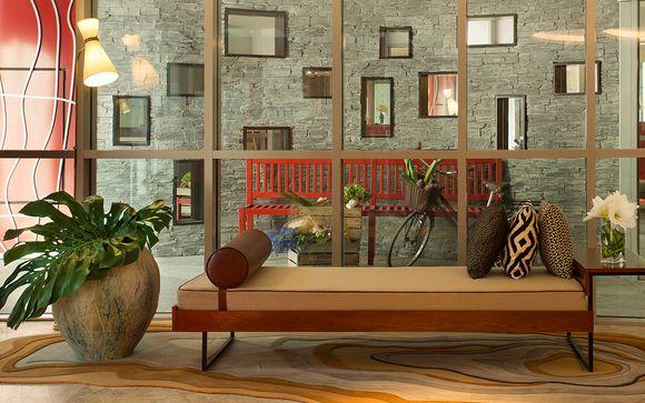 Poussez les portes de votre hôtel Renaissance Paris République 5*