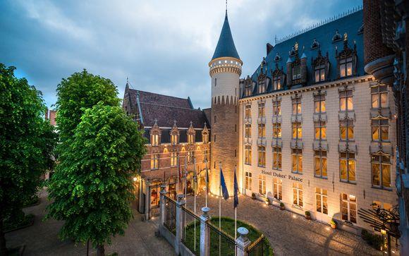 Hôtel Duke's Palace 5*
