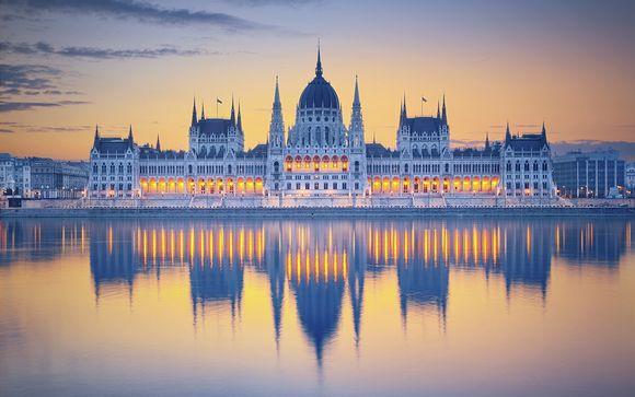 Échappée belle au cœur de le perle du Danube