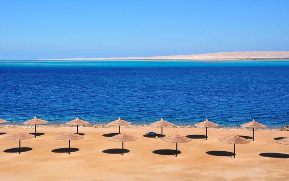 Hôtel Continental Resort 5* ou combiné croisière Rêverie du Nil