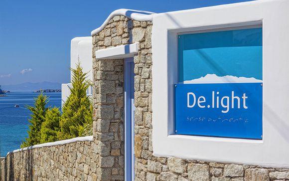 Poussez les portes de votre DeLight Boutique Hotel 4*