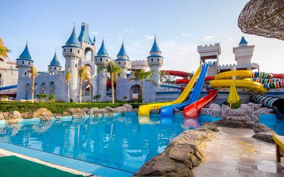 Serenity Fun City Resort 5* et Combiné Rêverie sur le Nil 5*