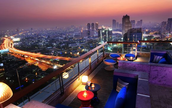 Combiné 4* Mode Sathorn Bangkok et Aonang Cliff Beach Resort