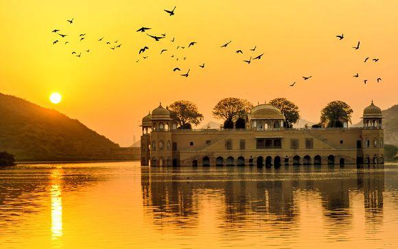 Circuit privatif Au coeur du Rajasthan avec ou sans extension
