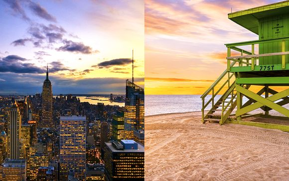 Combiné Holiday Inn Times Square et Red South Beach