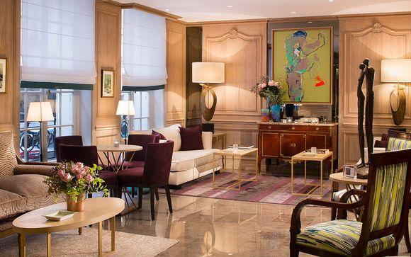 Poussez les portes de votre hôtel Balmoral 4*