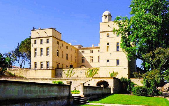 Derni res minutes dans le languedoc roussillon voyage priv - Les jardins de saint benoit carcassonne ...