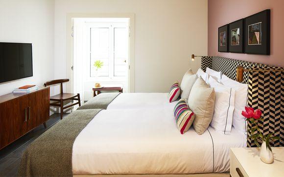 Poussez les portes du The Lumiares Hotel & Spa 5*