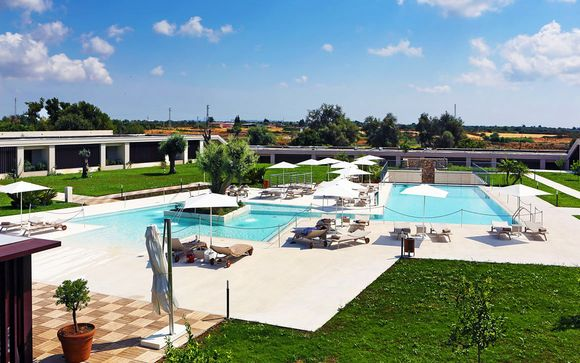 Hôtel I Monasteri Golf Resort 4*