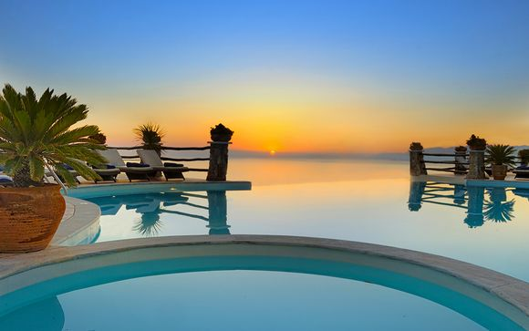 Creta Blue Boutique Hotel & Suites 4*