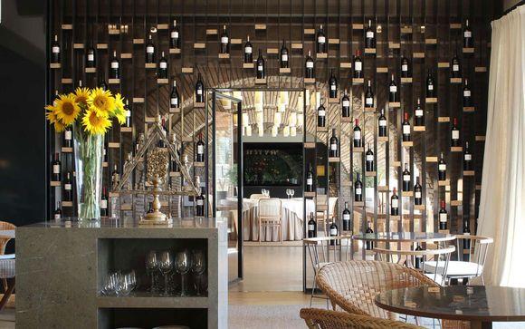 Poussez les portes de l'hôtel Peralada Wine & Spa 5*